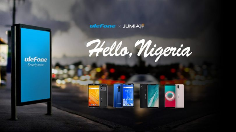 Ulefone Marches into Nigeria