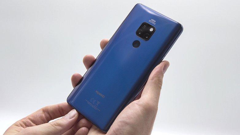 Huawei Mate 20 Back