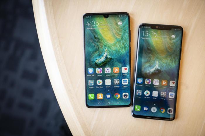 Huawei Mate 20, Huawei Mate 20 Pro