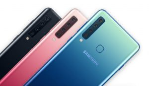 Samsung Galaxy A9 (2018) Color Variants