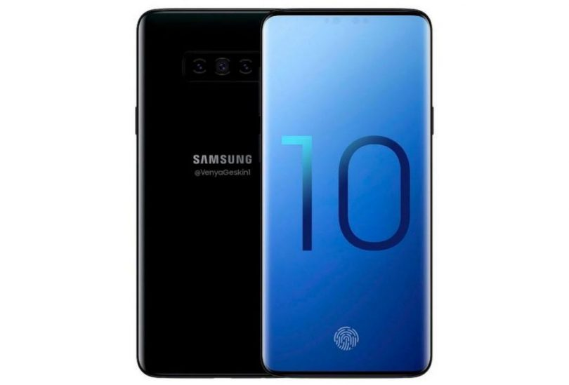 Samsung Galaxy S10 Leaked Specs