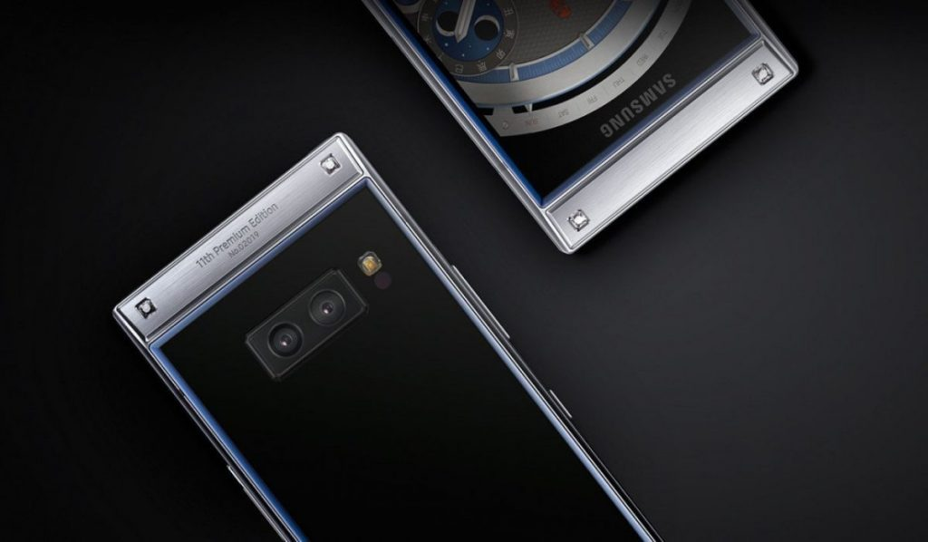Samsung W2019 Flip Phone with 6GB of RAM is now official
