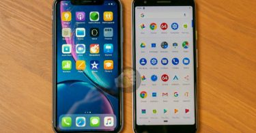 iPhone XR, Google Pixel 3 Lite