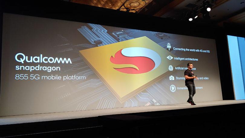 Qualcomm Snapdragon 855 5G Mobile Platform