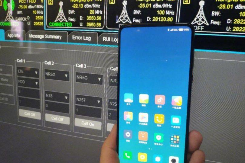 Xiaomi Mi Mix 3 5G Variant