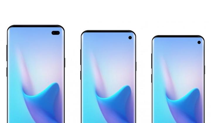 Samsung Galaxy S10 Series