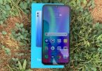 honor 10 lite full front on grass