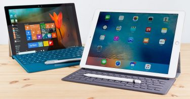 laptop or tablets