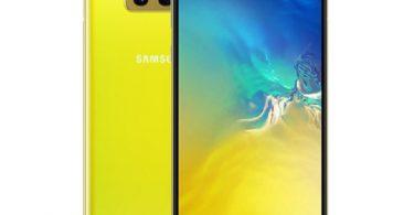 Samsung galaxy s10e main