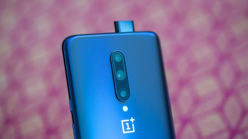 Video: OnePlus 7 Pro's camera pop-up could hold half a bag of cement