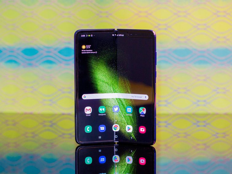 Report: Here's how Samsung might be looking to address Galaxy Fold issues