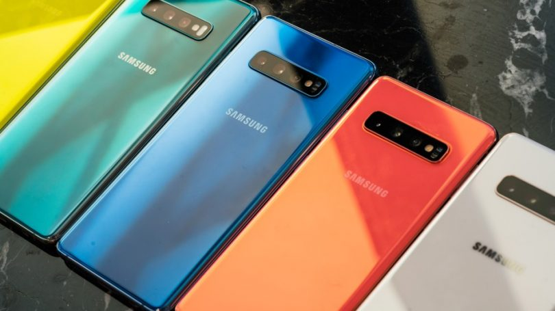 Samsung Galaxy S10 units misbehaving after official update