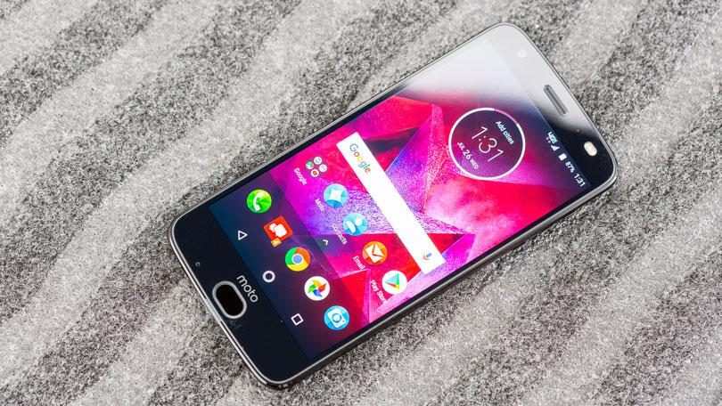 Motorola launches the Moto Z2 Force Android Update