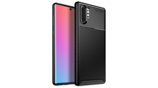 Galaxy Note 10 series case leaks, suggests the form factor of both devices