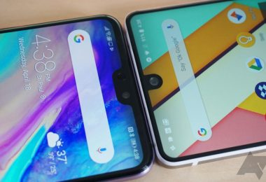 Opinion Poll: Do you prefer the notch, waterdrop or pop-up camera?