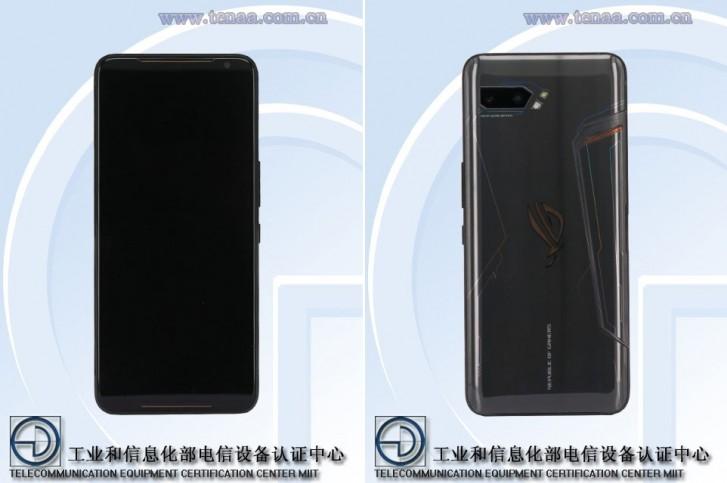 Asus ROG Phone 2 on TENAA