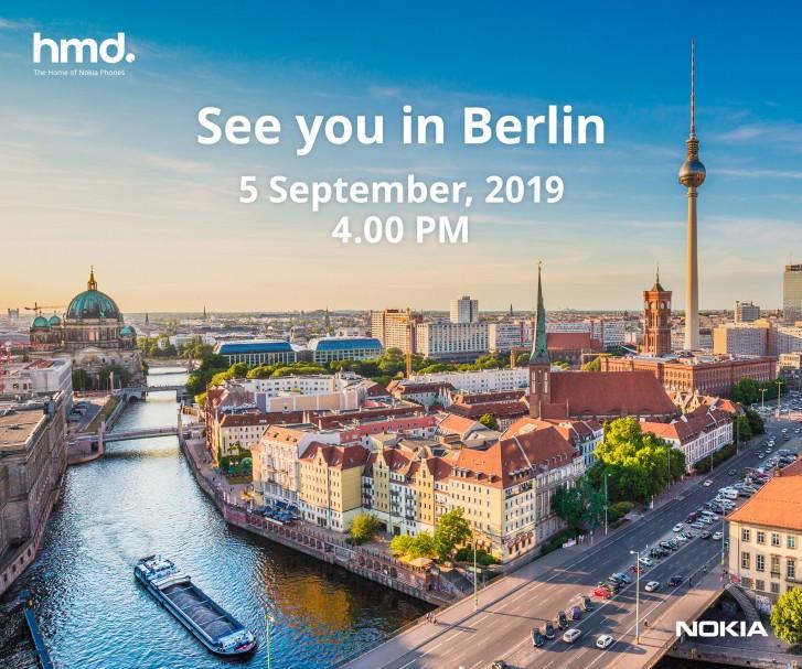 HMD'S IFA Berlin Event