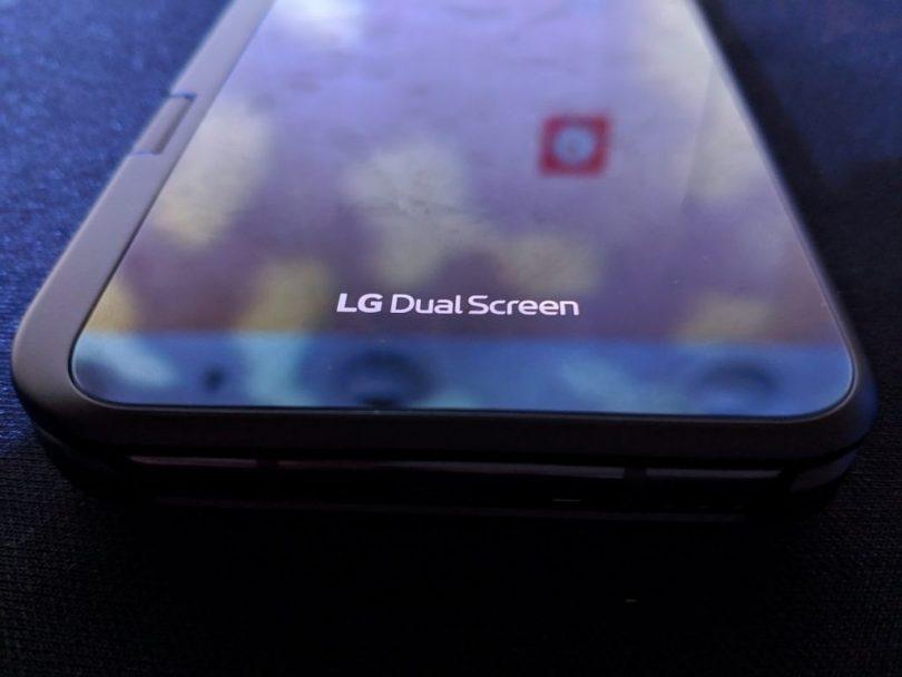 LG Dual Screen