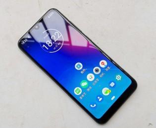 Motorola Moto E6 Plus (Front)