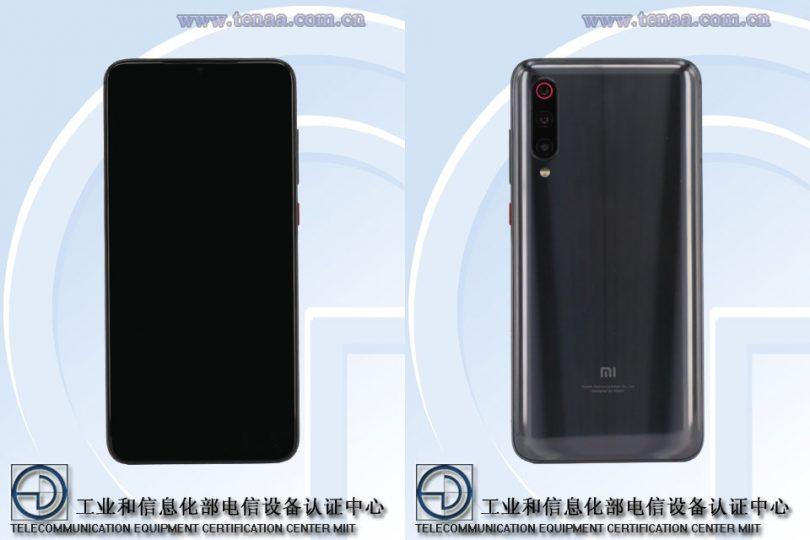Xiaomi Mi 9S (5G) TENAA Listing