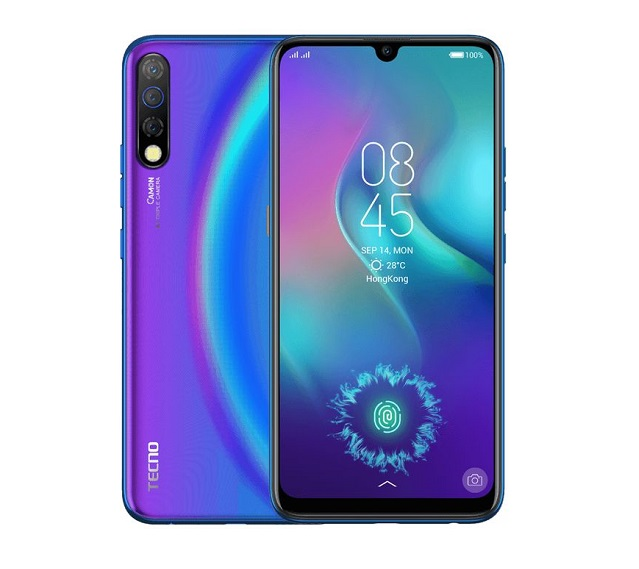 tecno camon 12 pro featured