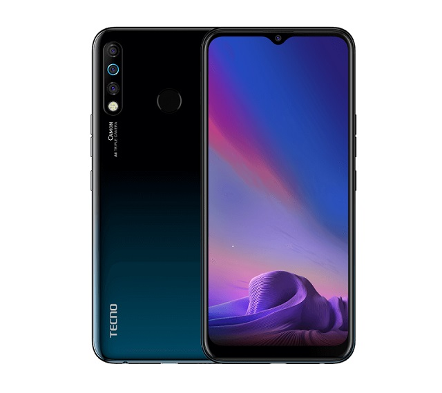 Tecno camon 12 featured