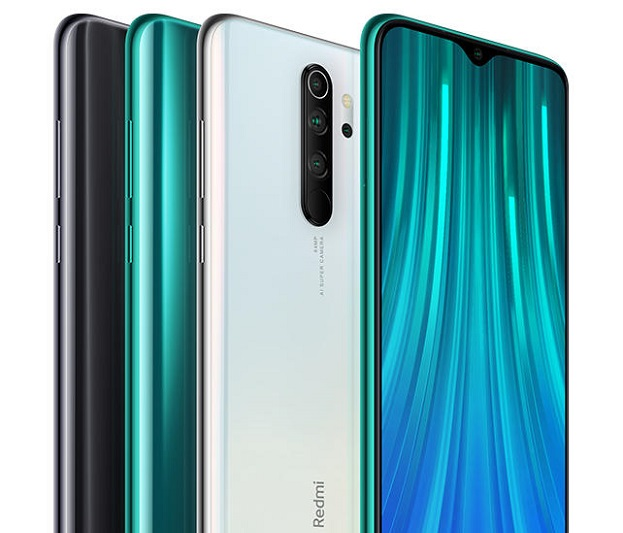 Xiaomi Redmi Note 8 Pro color images