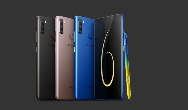 infinix note 6 color images
