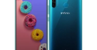 infinix s5 full featured image