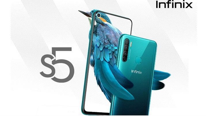 infinix s5 new image
