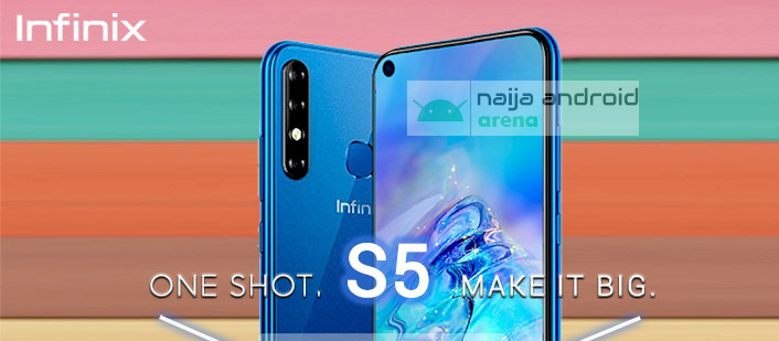 infinix s5 real image