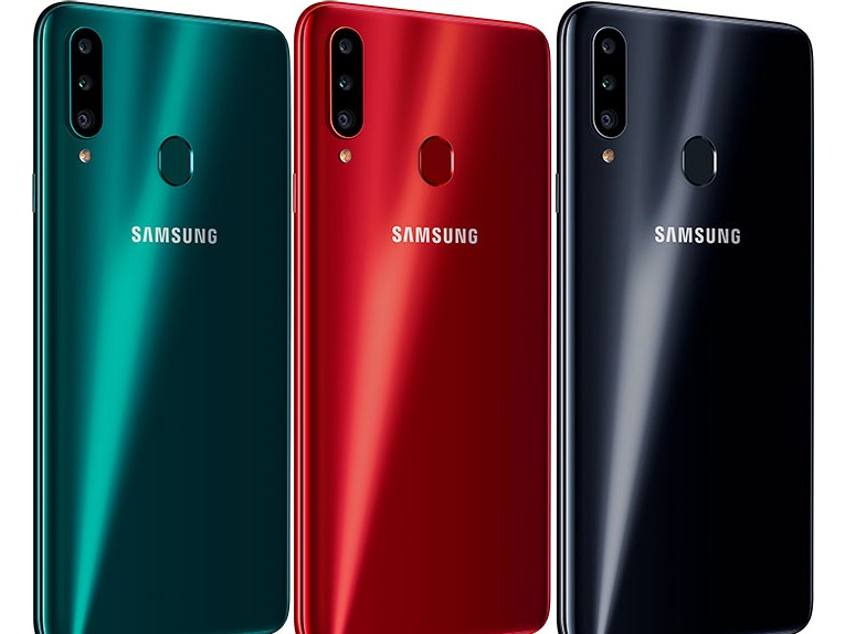 samsung galaxy a20s images