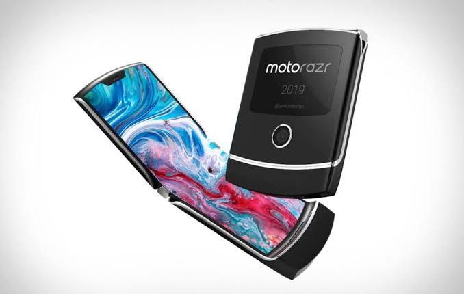 moto razr 2019 foldable image