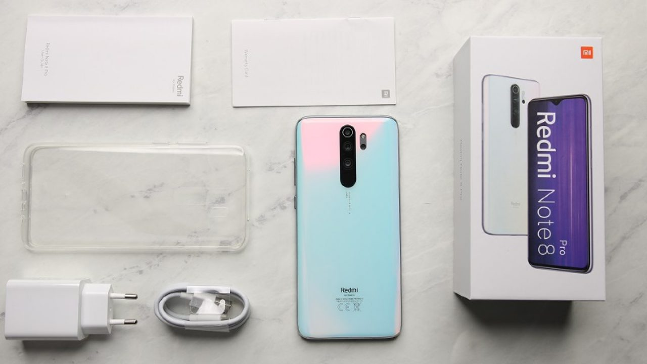 Video Xiaomi Redmi Note 8 Pro Quick Unboxing And Review Naija Android Arena