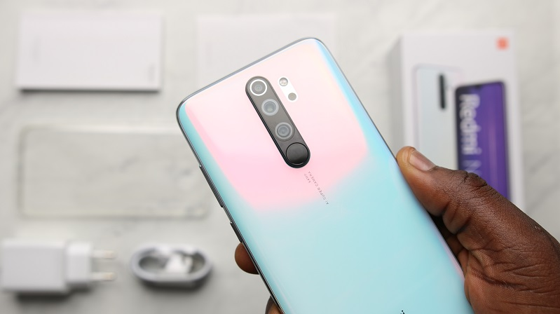 xiaomi redmi note 8 pro back cameras review image