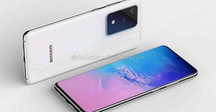 Samsung Galaxy S11 Leak