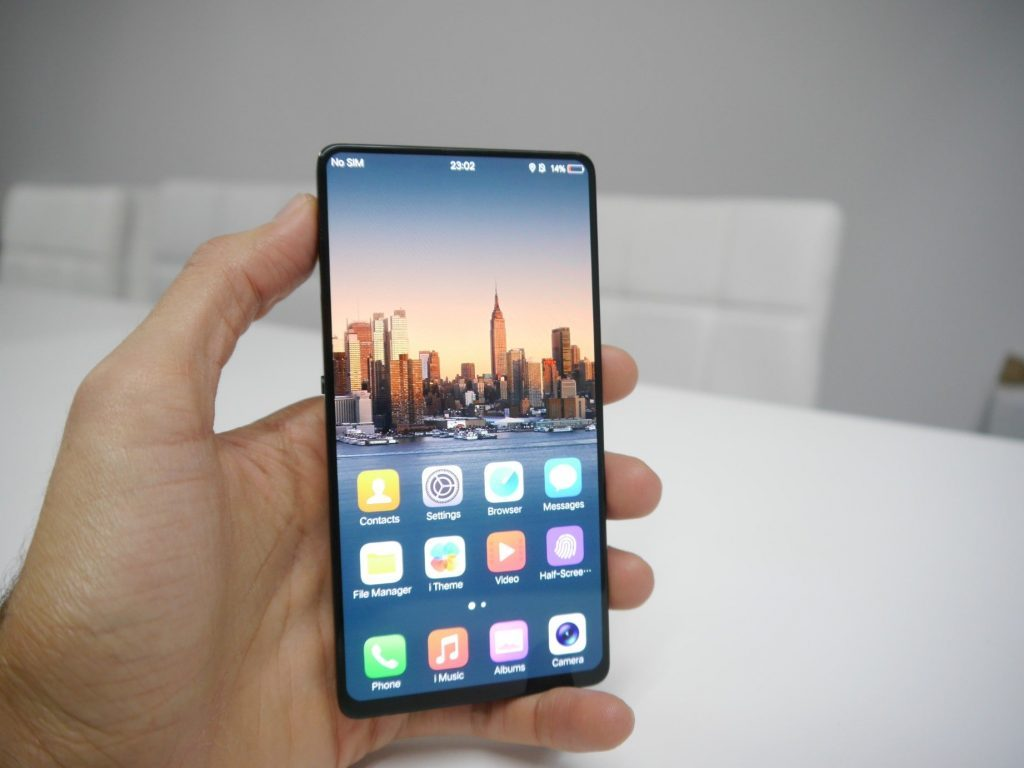 Vivo APEX from MWC 2018