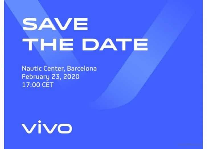 Vivo February 23 2020 Event Invite