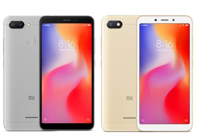 Xiaomi Redmi 6, Redmi 6A