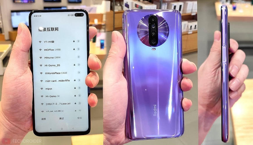 xiaomi redmi k30 hands on image